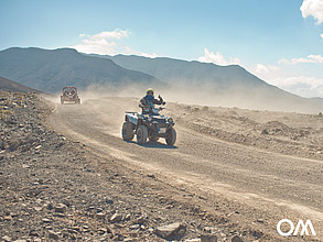 Quad and buggy tours in La Pared