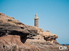 Lighthouse at Punta de Jandia