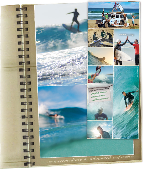 surf course, surfschool and surfing on Fuerteventura gallery